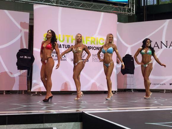 Pre-judging - Miss Bikini Division